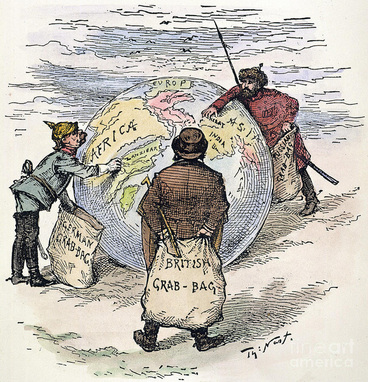 The Global History Explorer: Unit 7 Lesson 4, Focus: Why did the Industrial  Revolution Lead to Imperialism?